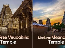 South Indian temples