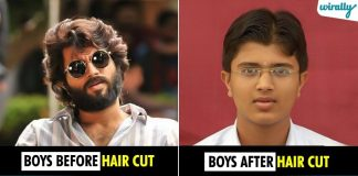 Hair cut fails