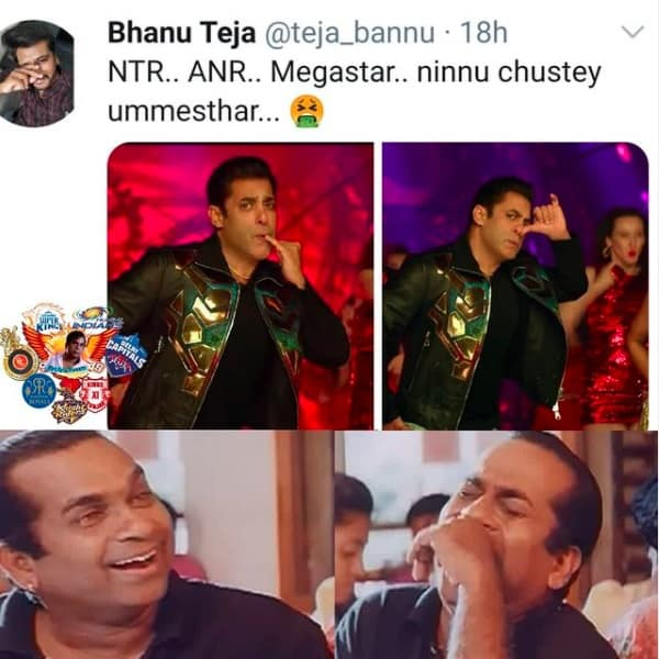 11.Memes On Sallman khan Seeti Maar song