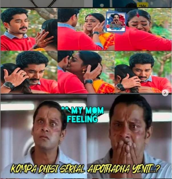 13.Karthika deepam serial memes