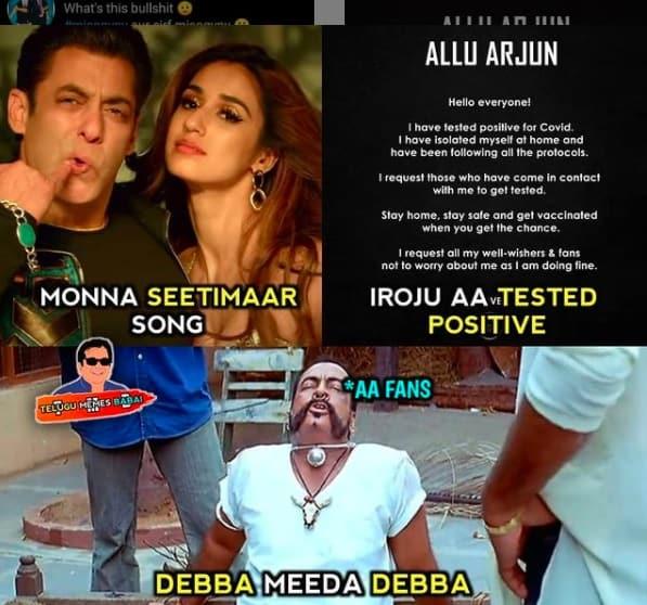 13.Memes On Sallman khan Seeti Maar song
