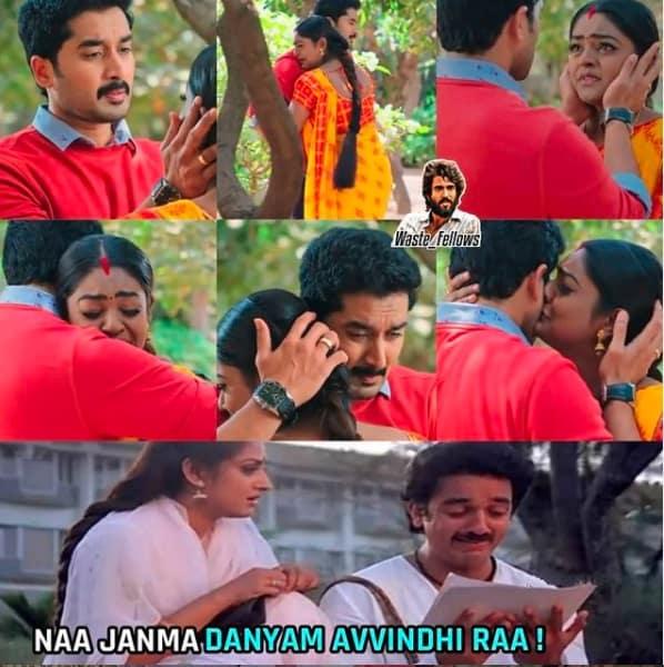 14.Karthika deepam serial memes