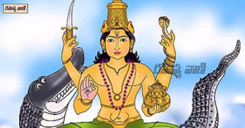 Surprising things about Varuna Deva
