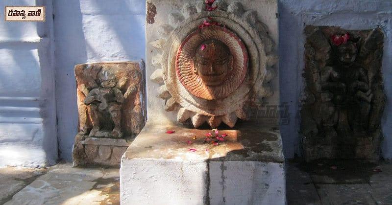 Surya Bhagavan Temple in Varanasi