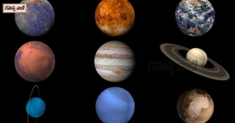 why the planets are round