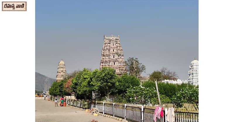 Vontimitta kodandarama swamy temple