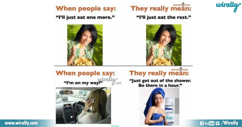 5.What They Say