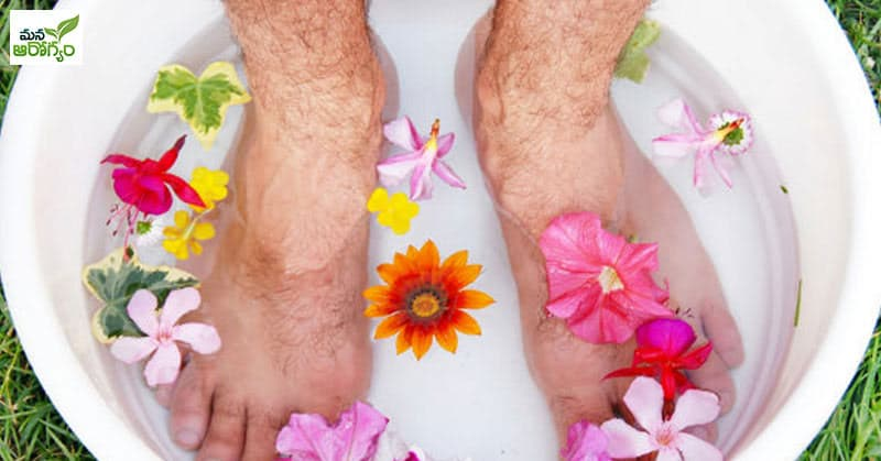 Possible causes of soles inflammation