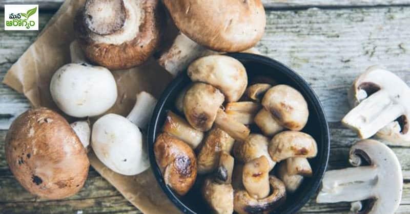 health benefits of black mushrooms
