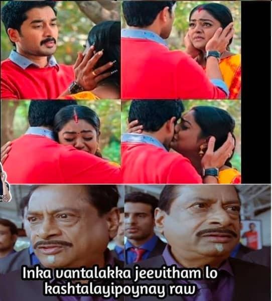 8.Karthika deepam serial memes