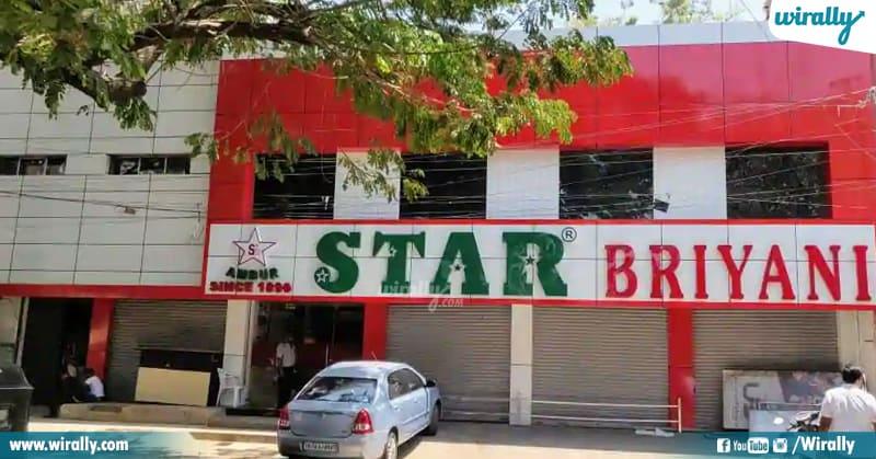 Ambur Star Biryani