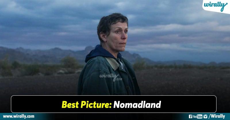 Best Picture Nomadland