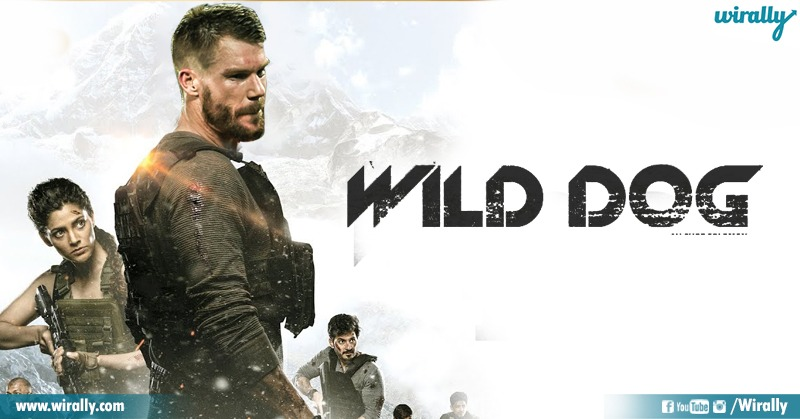 David Warner - Wild Dog