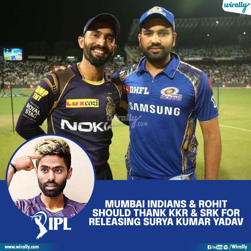 Mumbai Indians srk