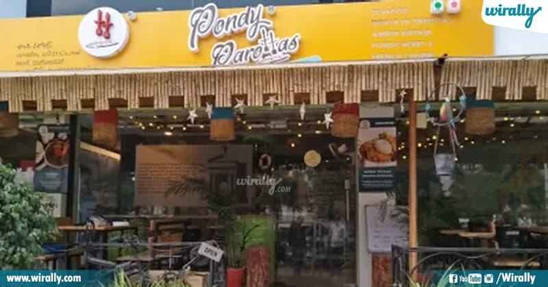 Pondy Parottas