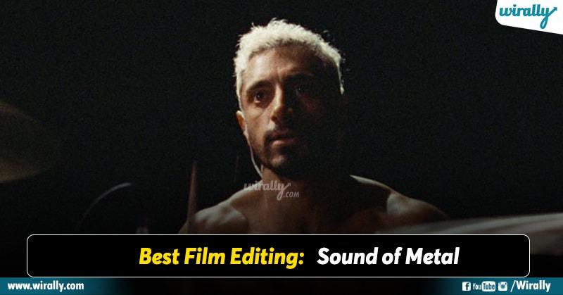 best film editing oscar
