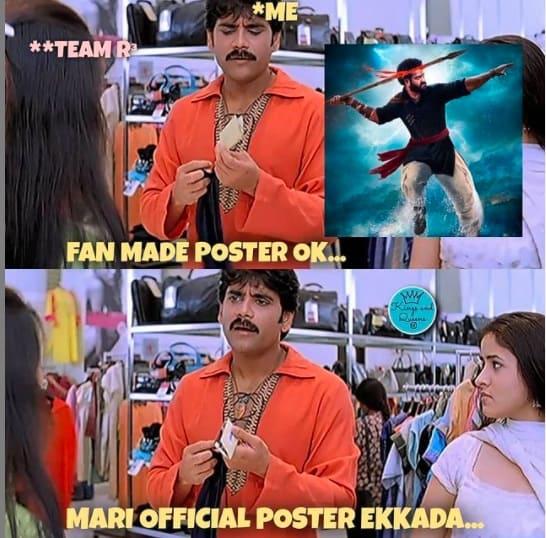 10.Komaram Bheem memes