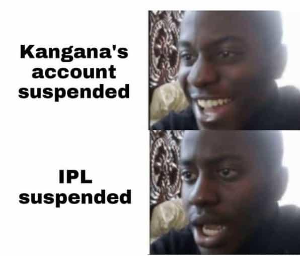 12.memes on suspended ipl