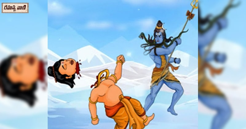 curse given by Indra to Gajendra