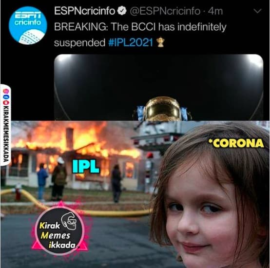 20.memes on suspended ipl