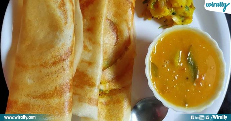 3.Combinations With Dosa