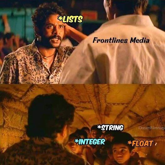 Frontlines Media Memes