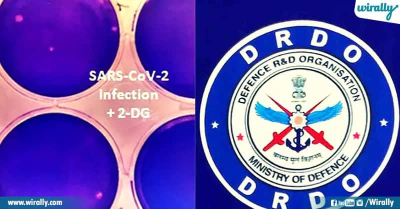 Anti-Covid Drug 'Covid 2-DG