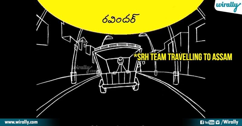 5.SRH Journey ft. Amrutham