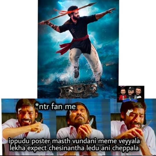 7.Komaram Bheem memes