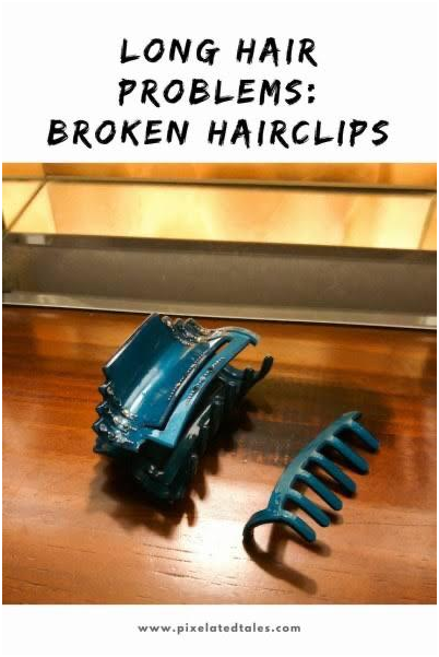 8.Clips and bands get broken easily