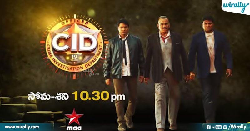 CID (Telugu Dubbed)