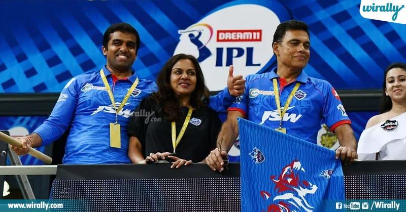 Delhi Capitals team owner
