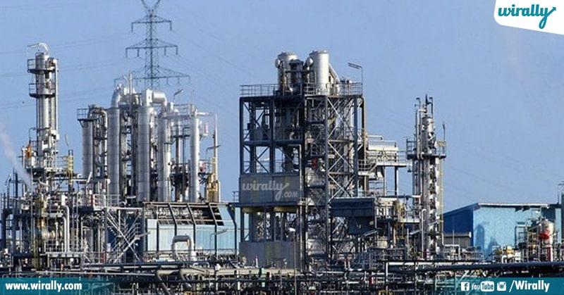 Mathura Oil Refinery
