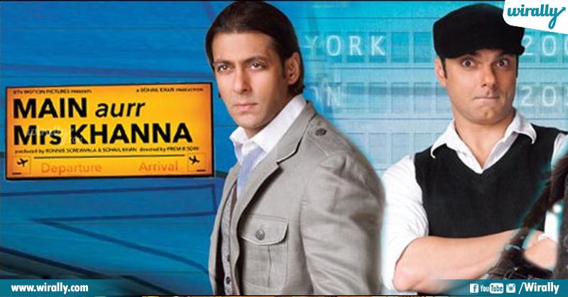 Mr & Mrs Khanna