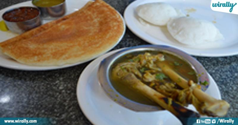 Mutton Paya Curry
