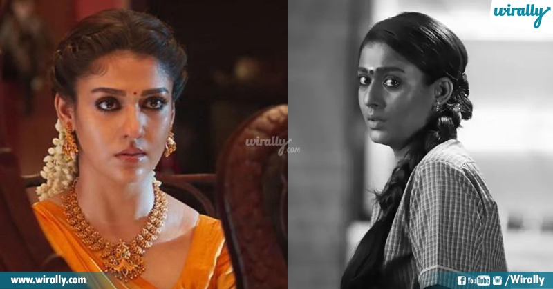 Nayanthara double role