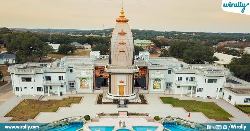 Radha Madhav Dham - Texas