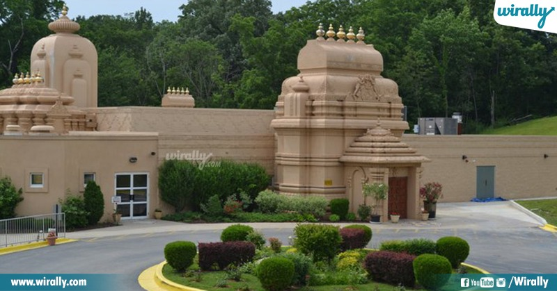 Rama Temple AKA Hindu Temple Of Greater Chicago