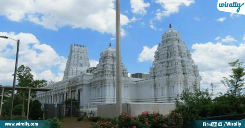 Sree Meenakshi Temple - Texas