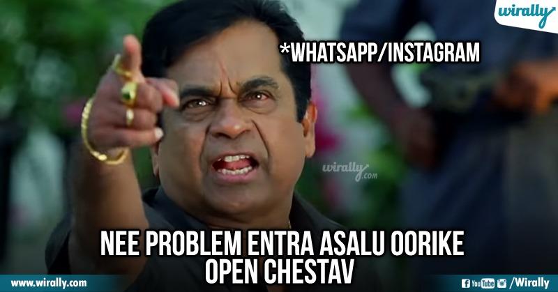 WhatsappInstagram
