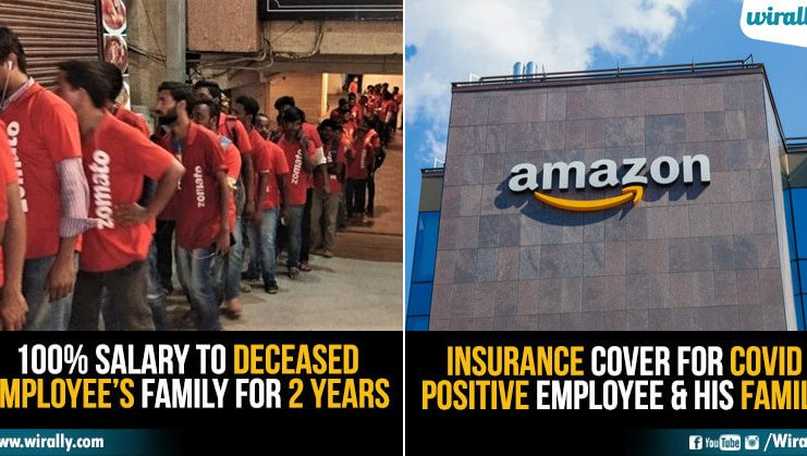 Companies That Are Taking Care Of Their Employees During Covid Wave