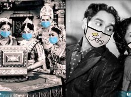 Iconic Stars From TFI Were Wearing 'Corona Masks