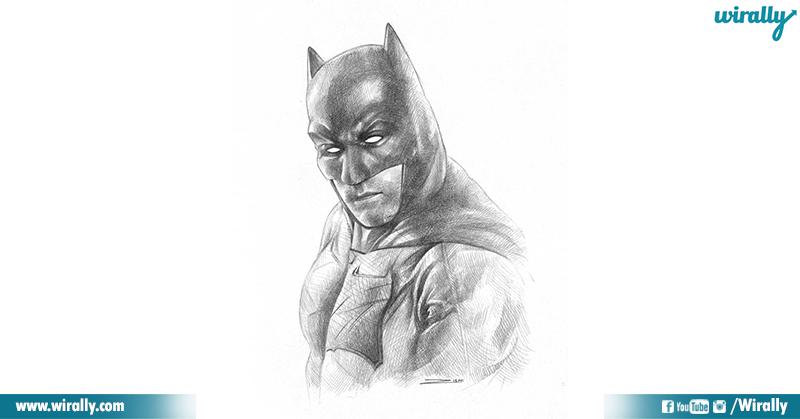 1.Pencil Sketches