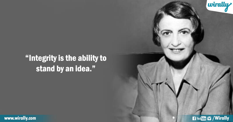 10.Quotes from Ayn Rand's