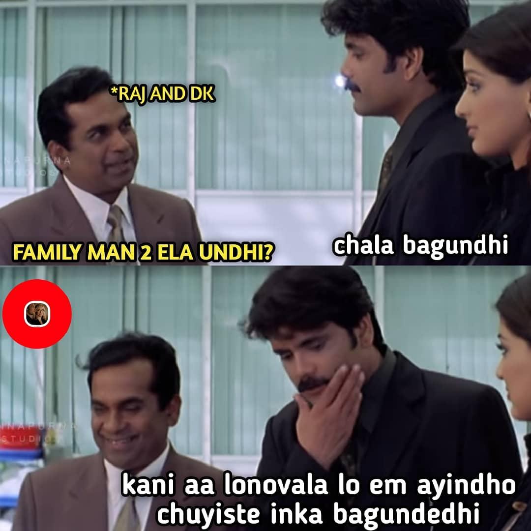 11.The Family Man 2 memes