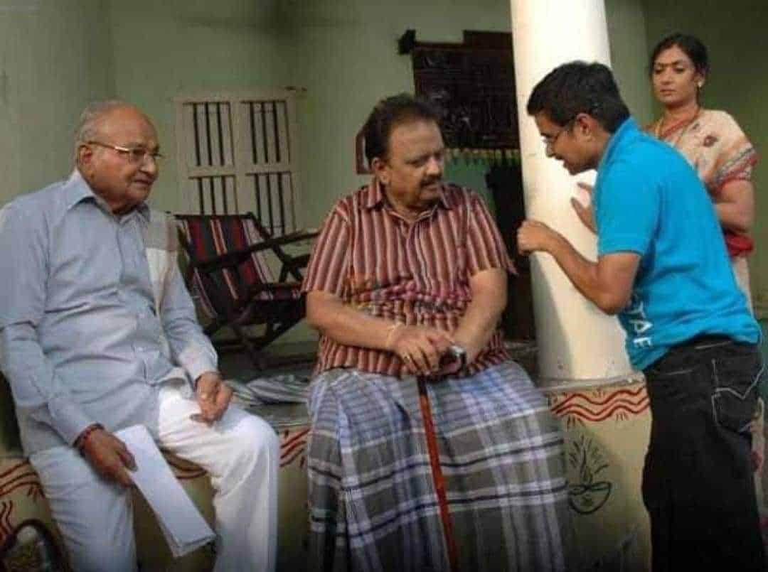 17.SP Balasubramanyam Garu rare pics