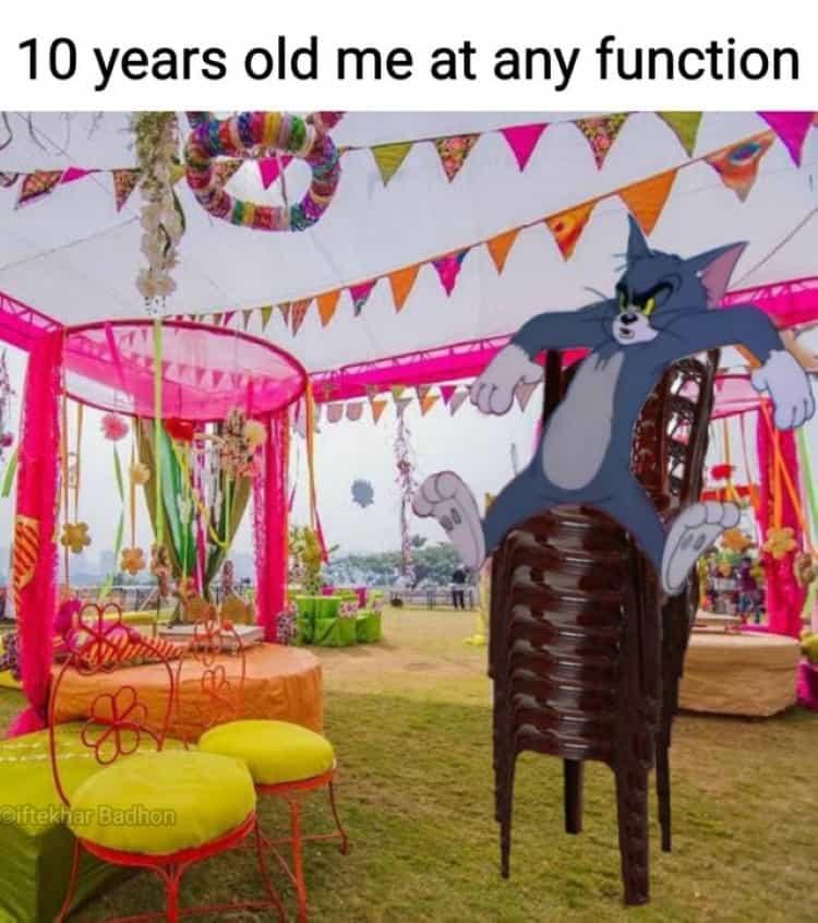 18.Tom & Jerry memes