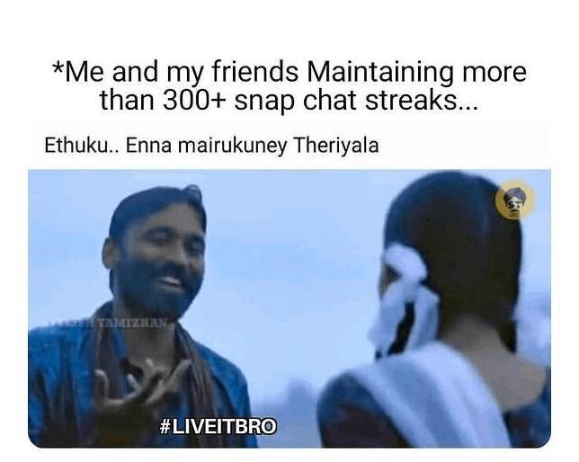 2.snap chat memes