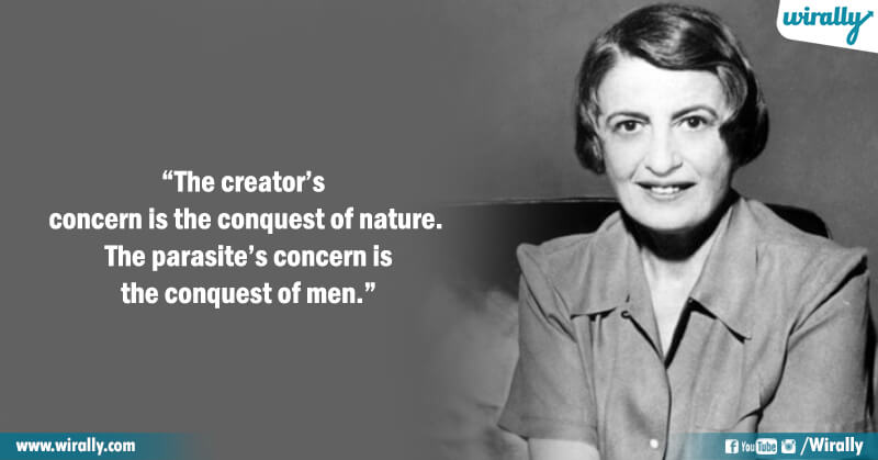 3.Quotes from Ayn Rand's