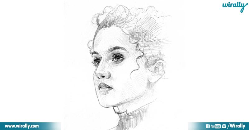 4.Pencil Sketches
